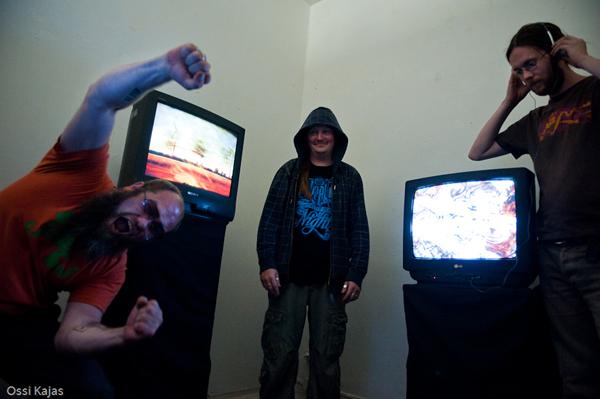Incidental Dialogues, Random Doctors-Kosmost, Baltic Biennale II, Pietari, Venäjä