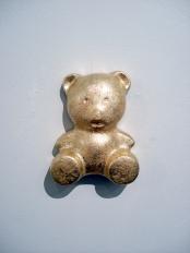 19. Sandmade-Teddy bear