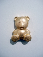 19. Sandmade-Teddy bear
