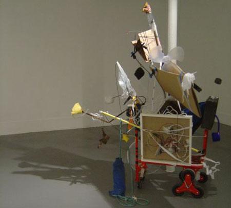 Turbo Folk installaatio, Gallery Bureau, Salford, Englanti